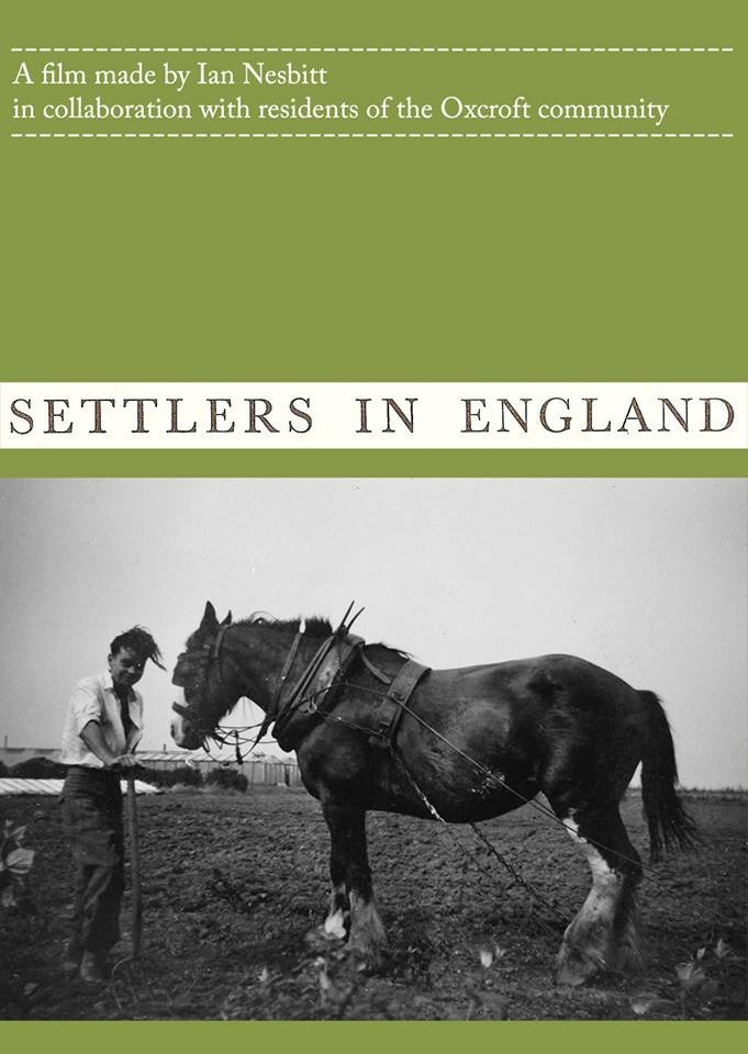 Settlers In England